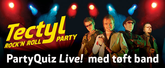 PartyQuiz Live er en selskapslek som lager liv