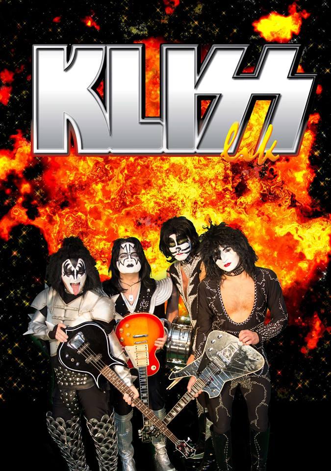 Kliss Lik med Kiss Show