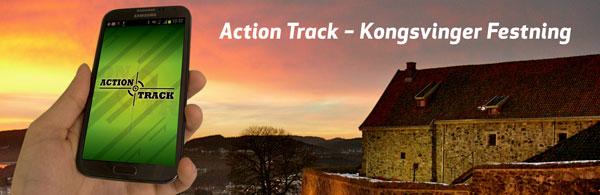 Action Track er en konkurranse med smarttelefoner