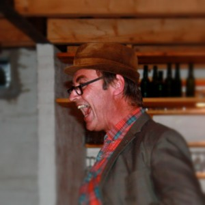 Komiker Trond Eng er Harry Fra Skogen