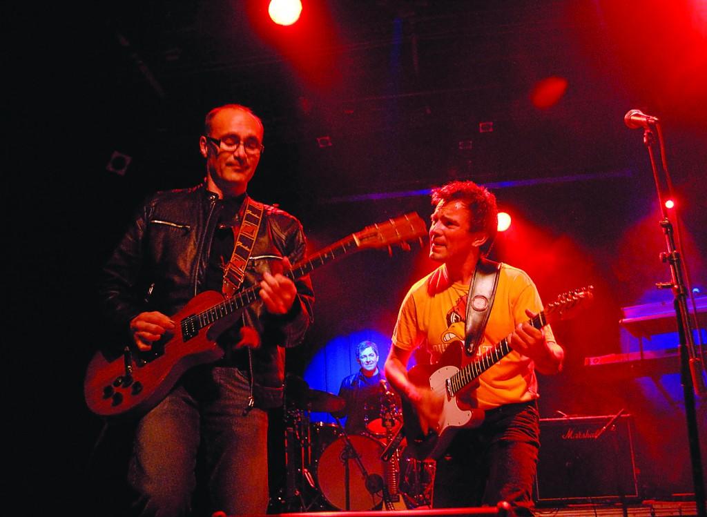Tectyl er et partyband med stor bredde og musikk for to generasjoner