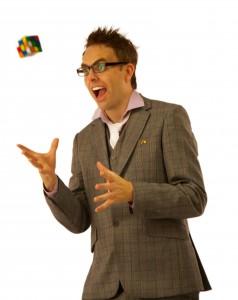 Tryllekunstner Rune Carlsen