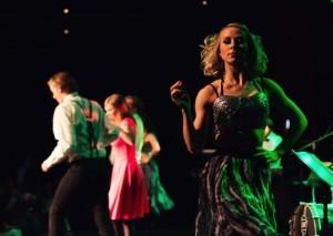 Dans, sang og festmusikk