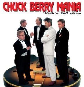 Chuck Berry Mania er et danseband det swinger ekstra godt av