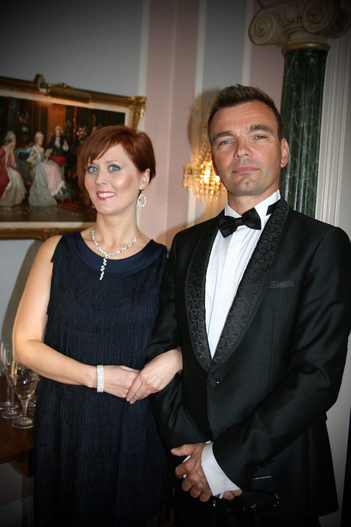 James Bond-party fra Underholdningssjefen