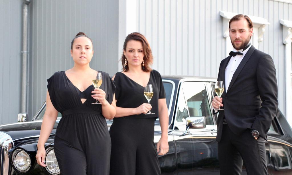 James Bond party med Glenn Luijbregts fra Underholdningssjefen
