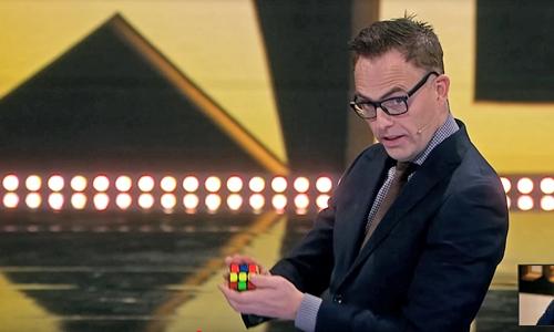 Rune Carlsen Magiker