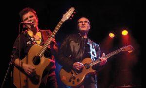 Tectyl er et partyband med Bendik Nerstad og Tom Wangerud i front.