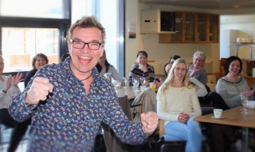 Tom Wangerud Foredragsholder