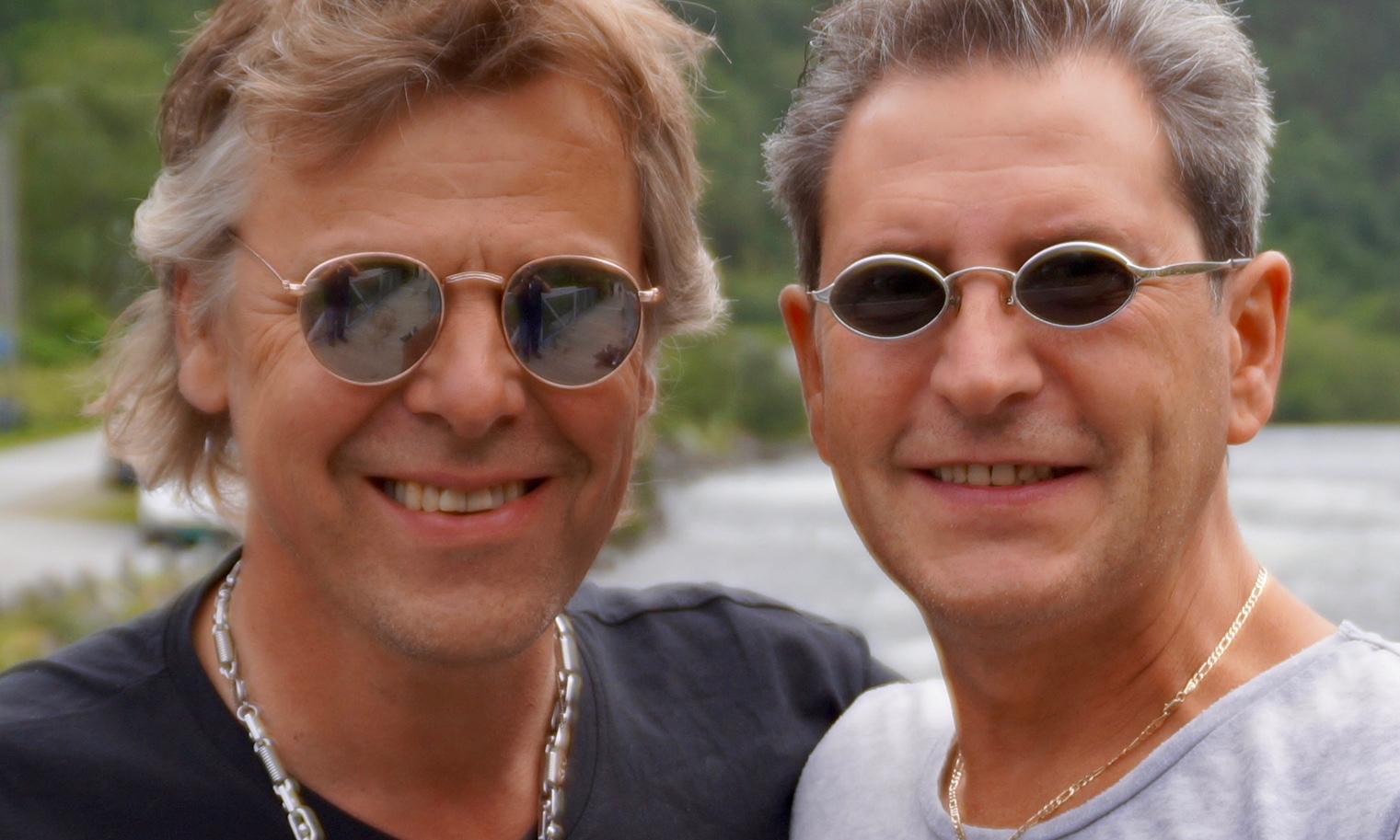 Kjetil Nordfjeld og Michael Gavril