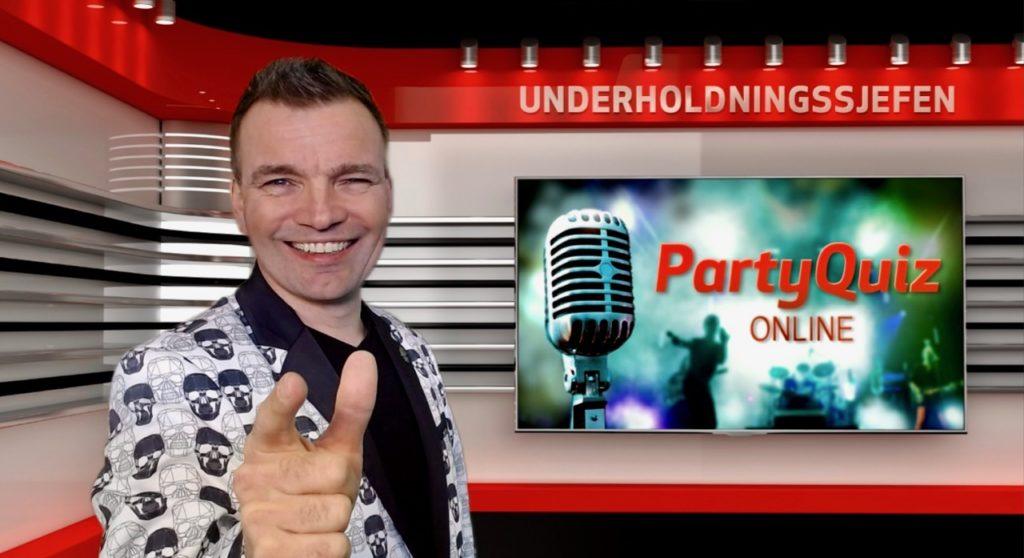 Online underholdning med PartyQuiz